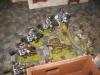 Die Kürassiere chargen die Artillerie