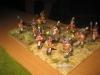 Die österreichische Artillerie steht bereit