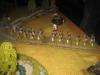 Muswetyls Franzosen überqueren die Brücke