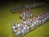 In voller Pracht, mit vielen Einheiten