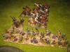 Die Kelten manövrieren herum