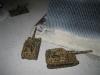 Schwere Artillerie im Hinterhalt