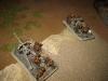 Anti-Tank Platoon im Hinterhalt in den Dünen
