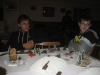 Tomizlav und Captain Erwin, müde vom Kampf
