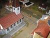 Die Fallschirmjäger haben St. Mere in eine Festung verwandelt