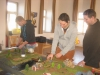 Der Arnhem-Tisch wird präpariert (Ic3m4n, Zauberlehrling, teager)
