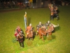 Doch die normannische Reiterei rückt schon an