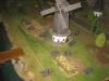 Early-War-Holland: die Deutschen, ohne Rücksicht mitten durch die Tulpen
