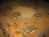Artilleriestellung am Golan