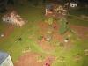 Der Hügel im Zentrum wird von den Red Devils gehalten
