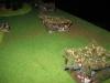 Die Deutsche Artillerie hat sich getarnt