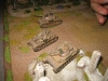 Den Deutschen passt das nicht: Panzerangriff
