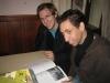 Abtrünnige beim Codex Grey Knights (Toni und Martin)