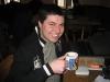 Unser Constable beim Coffee-Break