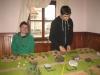 Warden (als Schiri) und mein Spielpartner Tomizlav