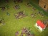 Die Paras haben ihre Artillerie in Stellung gebracht