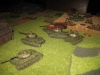 Die Tankovy beherrschen das Spielfeld