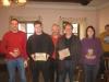 Die Sieger: Annatar, Turin, Cid (Veranstalter), Fels, Celestine