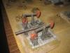 Ölfeld 251: das Pumpwerk