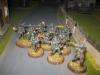Die Grenadiere machen sich auf den Heimweg (oder ins Wirtshaus)