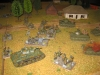 Russischer Panzer-Gegenstoß