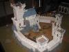 Burg, komplett aus GW-Teilen
