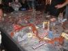 Sturm der Magie auf einem Lava-Spielfeld