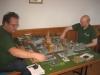 Hahnc und Element beim Planetfall-Spiel