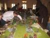Imperium gegen Böse Engel (Chaoskrieger): Tom Hölzl beim Würfeln