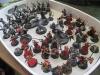 Reserve-Armeen stehen bereit