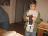Rafi an der Kamera (macht bessere Bilder als ich)
