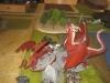 Infight der Drachen, echt stylisch