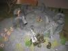 Ranger gegen Goblins in den Ruinen