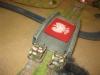 Die Tanketten halten das Missionsziel, die Brücke