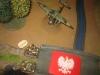 Doch die deutsche Luftwaffe stört da, empfindlich