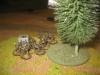 Deutsche Infanterie rückt an
