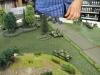 """Die """"Franzosen"""" der 21. Panzer auf der Straße nach Cauvers"""