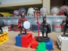 Warlord und Standartenträger