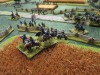 Aber das andere Regiment nimmt den Wheat Hill