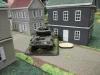 Der britische M10 auf der Lauer
