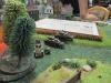 Die Amerikaner verlegen ihre Tanks an die britische Flanke
