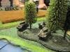 Die Amerikaner konzentrieren die Tanks an der Oude