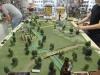 Das Spielfeld, mit den Fog-of-War-Markern von Akahito