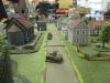 Blick über die Hauptstraße von Benigny