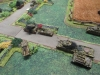 Inzwischen versuchen die Zweite Panzer die Wracks abzuschleppen
