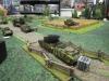 Doch die Deutschen können einen der maroden Panzer IV abschleppen
