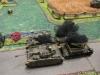 Doch die US-Artillery zerstört den Bergepanzer