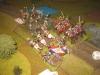 Die Chasseurs a Cheval überrennen die Horse Artillery