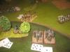 Die lombardische Artillerie trifft ein