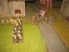 Die Allianz marschiert durchs Dorf